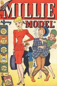 Millie the Model # 5