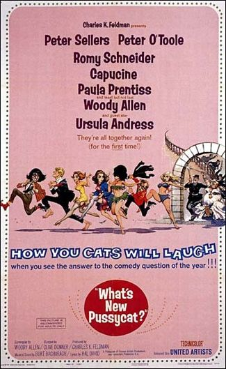 What's New_Pussycat movie poster