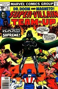 Super Villain Team-Up #14, 1977