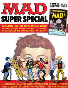 MAD Super Special #18, 1976