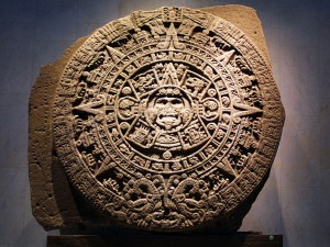 Mayan Calendar . . . or Manhole Cover?