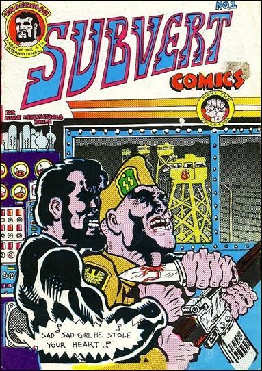 Subvert Comics # 1
