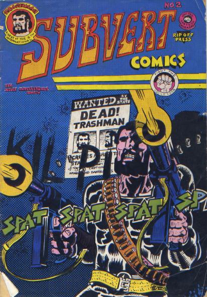 Subvert Comics # 2