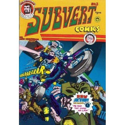 Subvert Comics # 3
