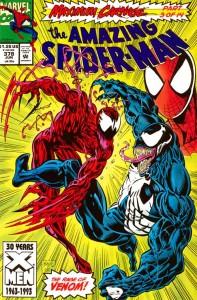Amazing Spider-Man #378, 1993