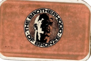 Brotherhood of Bronze membership card