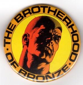 Brotherhood of Bronze pin