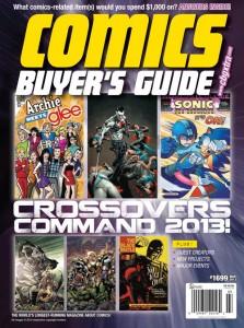 Comics Buyer's Guide #1699