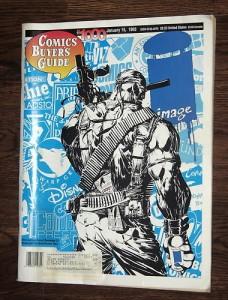 Comics Buyer's Guide #1000