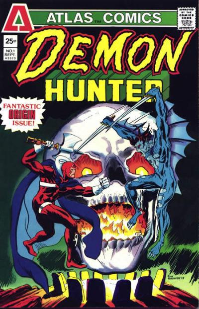 Demon Hunter # 1