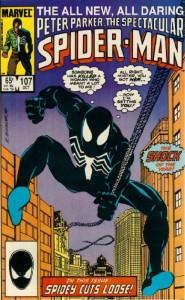 Spectacular Spider-Man #107