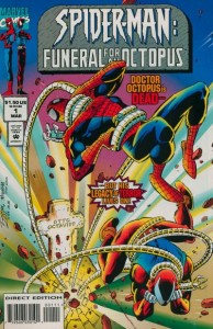 Spider-Man Funeral for an Octopus #1, 1995