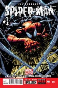 Superior Spider-Man 1 Ryan Stegman Dan Slott