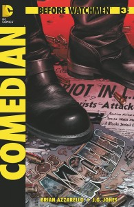 Before Watchmen: Comedian #3