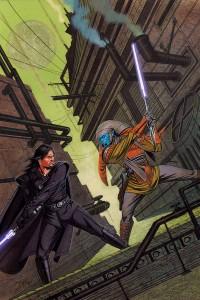 Star Wars Dawn of the Jedi - The Prisoner of Bogan #4