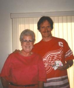 Mom's 70th Birthday, 1996