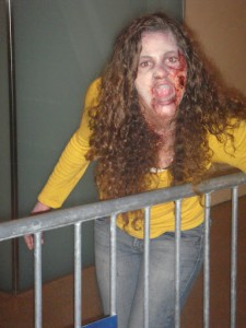 The Walking Dead Escape, PetCo Park 2012