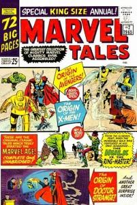 Marvel Tales #2, 1965