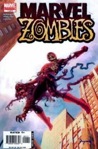 Marvel Zombies #1, 2005