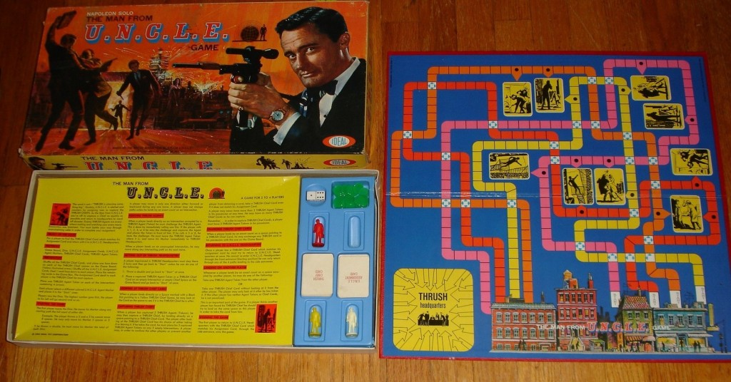 UNCLE Boardgame