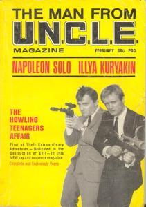 UNCLE Digest # 1