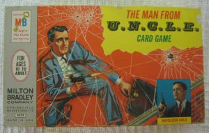 UNCLE card game