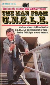 UNCLE paperback # 1