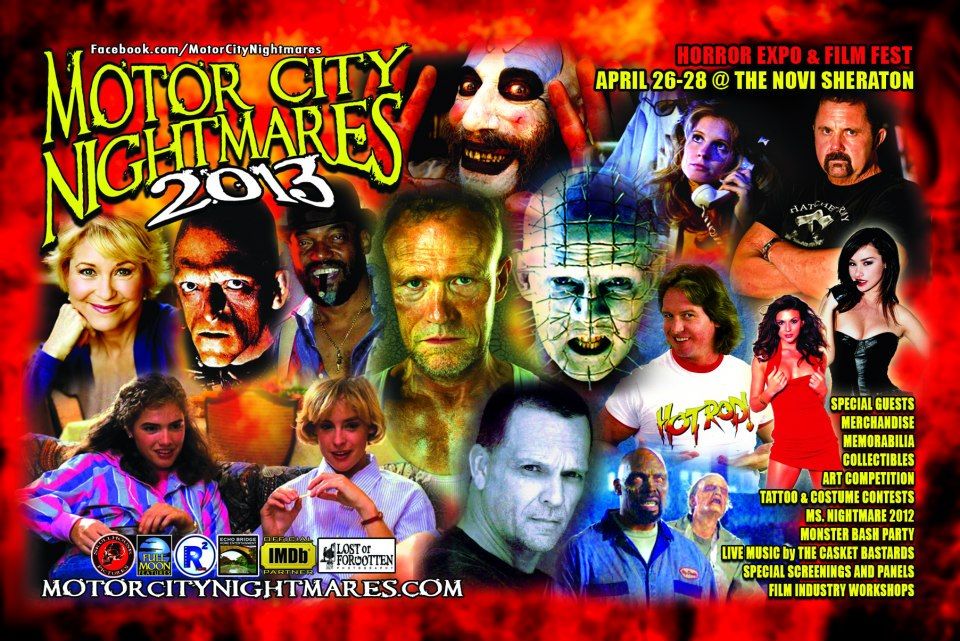 Motor City Nightmares 2013!