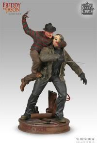 Freddy vs. Jason Scream Scene