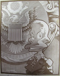 Howard the Duck by Wrightson