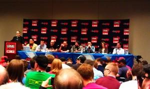 DC's New 52 Panel.