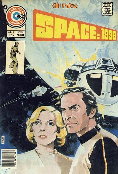 Space 1999 # 1
