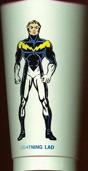 lightning lad cup