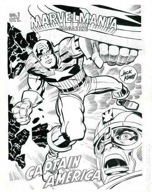Marvelmania # 1