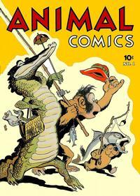 Animal Comics # 1