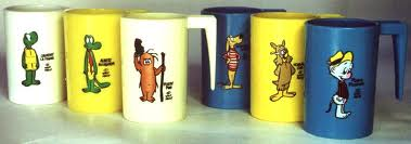 Pogo cups