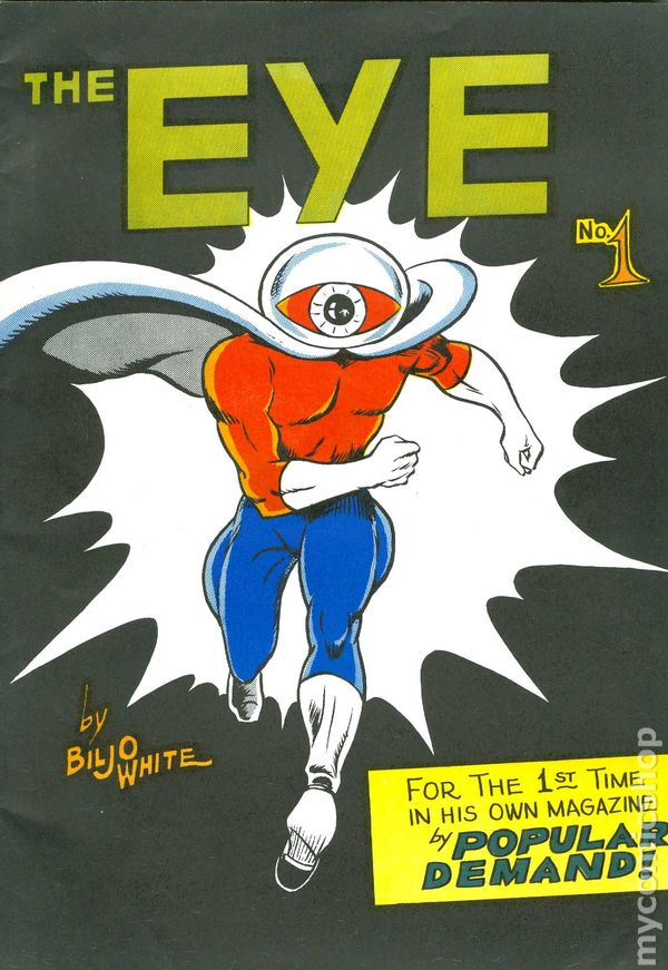 The Eye Special # 1