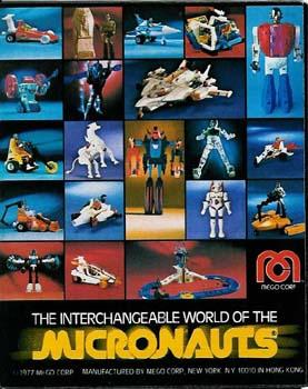 Micronaut toys