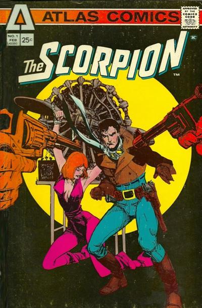 Scorpion # 1