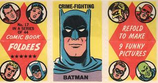 Batman 1966 Foldees