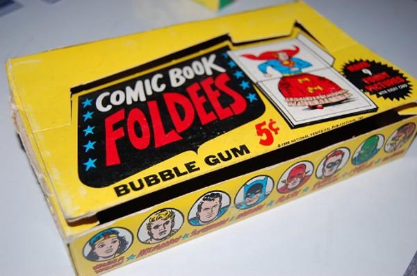 1966 Foldees Box