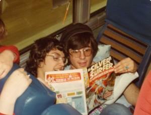 Read Comics in Public Day!