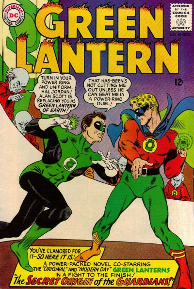Green Lantern # 40