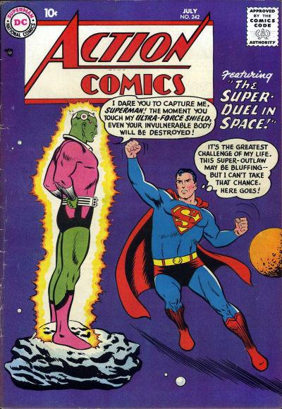 Action Comics # 242