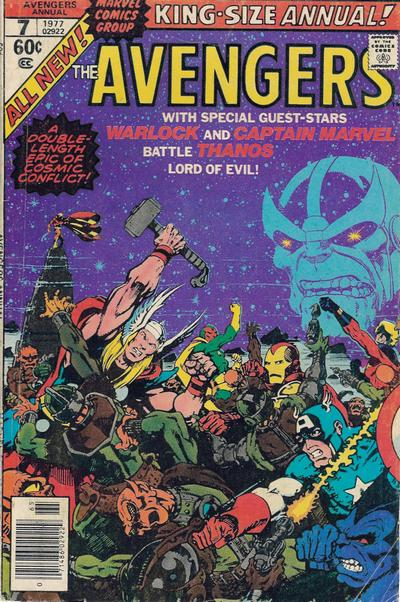Avengers King-Size Annual # 7