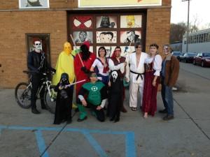 B2TP Halloween Party
