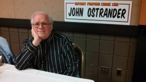 Writer John Ostrander