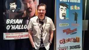 Brian O'Halloran at DFF 2013