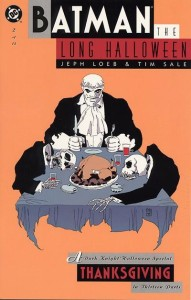 Batman, The Long Halloween #2, 1996