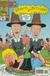 Beavis and Butthead #11, 1993